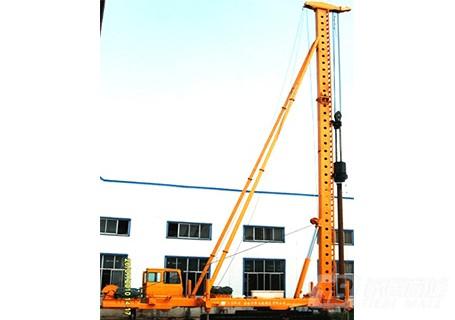 海格力斯8吨柴油锤桩架