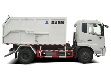 国机洛建5120ZLJD4/5160ZLJD4密封式垃圾转运车图片