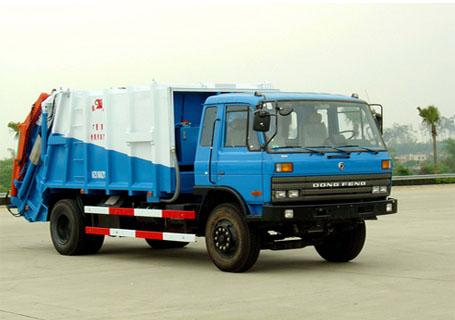 象力NZ5160ZYSB摆臂式压缩式垃圾车