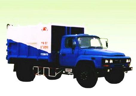 象力NZ5100ZXY车箱可卸式压缩垃圾车