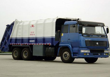 象力NZ5250ZYS压缩式垃圾车