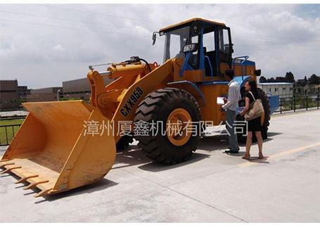 厦鑫959轮式装载机图片