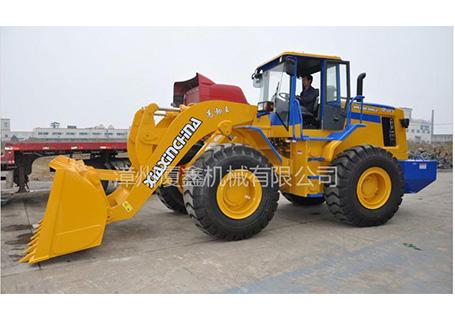 厦鑫CXX956-G轮式装载机图片