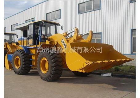 厦鑫955-II轮式装载机图片