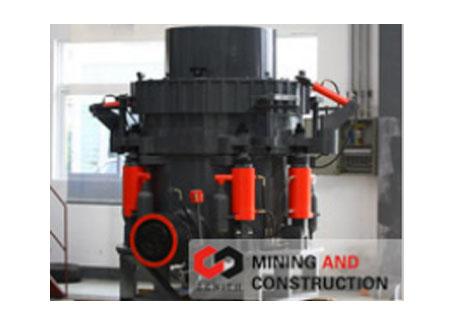 上海西芝HPC-160型高效液压圆锥式破碎机
