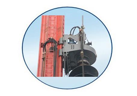 德邦重工CFA系列长螺旋钻孔机