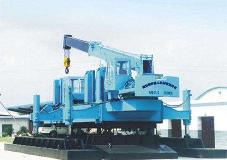 德邦重工YZY系列液压静力压桩机