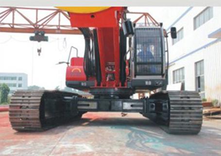 德邦重工DBR系列旋挖钻机图片
