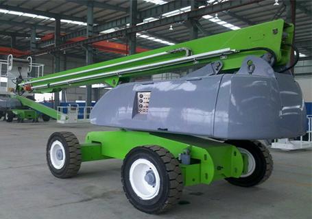 德邦重工自行直臂系列高空作业平台图片