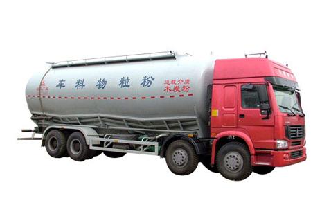 沈阳广成SYG5317GFL粉粒物料运输车