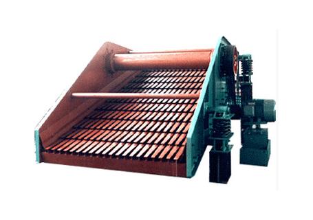 同鑫振动ZD系列矿用、煤用单轴振动筛图片