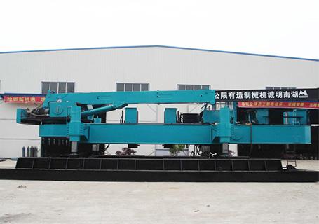 明诚ZYJB800液压静力压桩机图片
