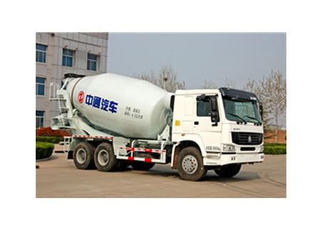 中通汽车ZTQ5250GJBZ7T40D(豪泺)混凝土搅拌运输车