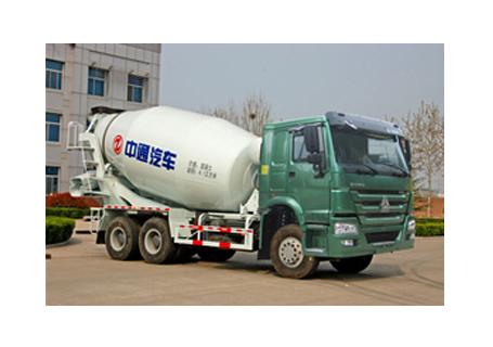 中通汽车ZTQ5250GJBZ7T43D(豪泺)混凝土搅拌运输车