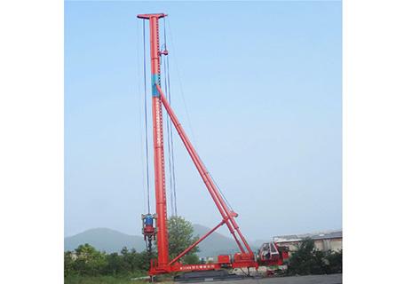 明诚MCZ-25B液压静力压桩机图片