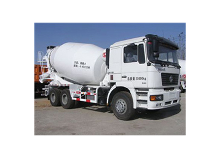 中通汽车ZTQ5255GJB5N404C(陕汽德龙)混凝土搅拌运输