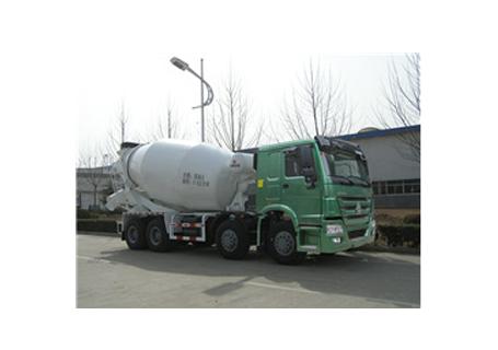 中通汽车ZTQ5310GJBZ7T36D(豪泺)混凝土搅拌运输车