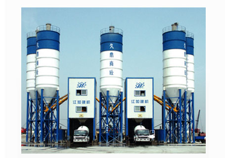 江加HLS/HZS/HZW系列混凝土搅拌站(楼)