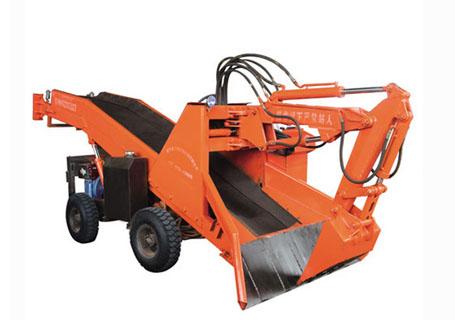 永力通1.5米ZWY-70T标准型扒渣机