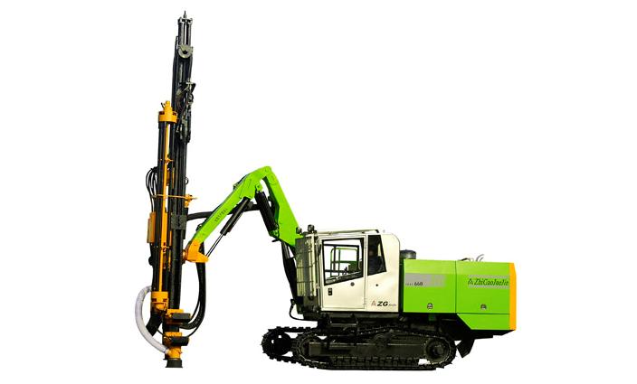 浙江志高ZGYX-660凿岩机和钻机