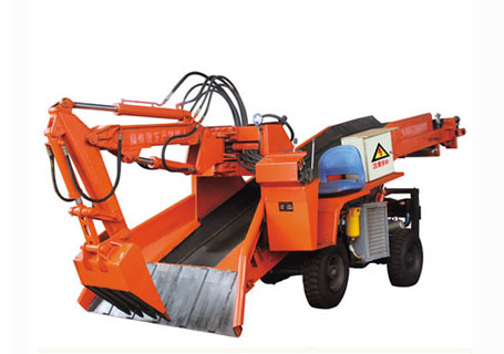 永力通1.7米ZWY-80T标准型扒渣机
