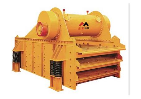 东蒙机械DMH系列水平振动筛