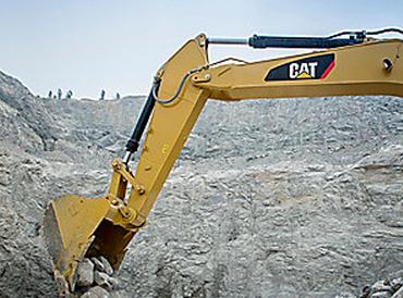 卡特彼勒340D L SERIES 2挖掘机