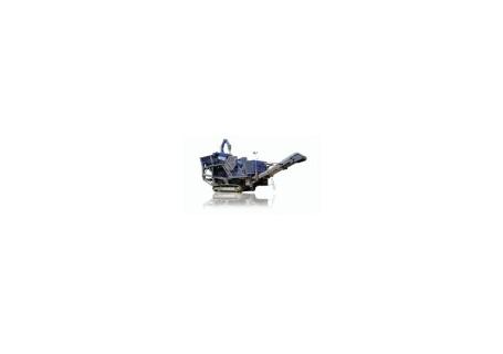 克林曼MC 125 Z移动鄂式破碎机