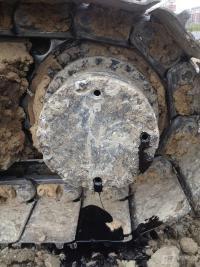 日立挖机换行走齿轮油