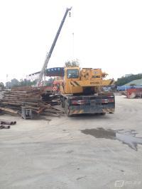 徐工25吨吊车
