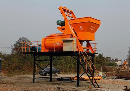 金昊建工JS1500A搅拌机
