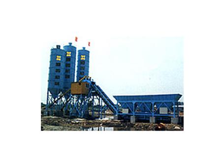 厦鑫HZS系列模块式混凝土搅拌站图片