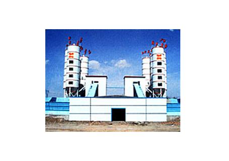厦鑫SHZ系列混凝土搅拌站图片