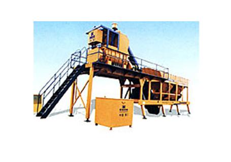 厦鑫HZDY系列移动式混凝土搅拌站图片