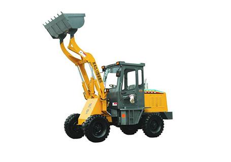 民丰ZL12轮式装载机图片