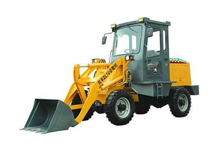 民丰ZL10轮式装载机图片