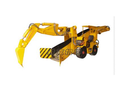 戴克机械WZ-80挖掘装载机