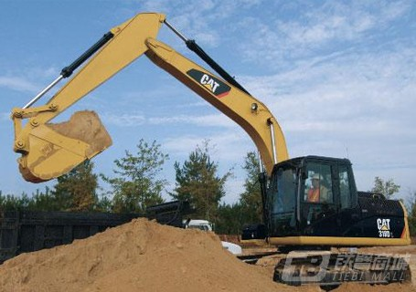 卡特彼勒318D2L挖掘机