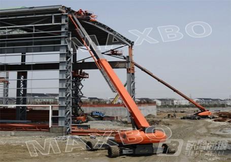 穆克AW07009直臂式高空作业平台图片