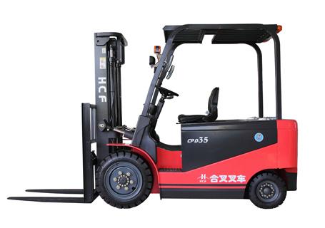 合力CPD10~35蓄电池平衡重式叉车
