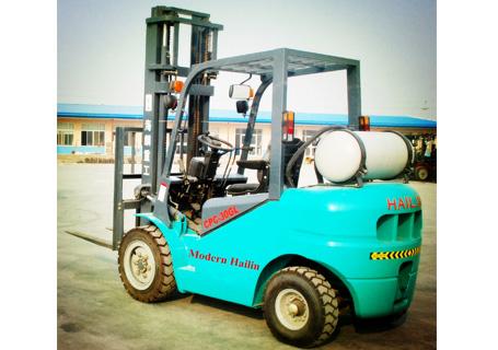 现代海麟2-3.5吨汽油 & 液化石油气叉车