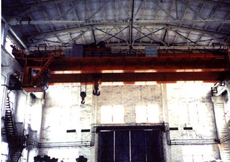 钇广重机80/20t×22.5双梁桥式起重机