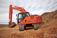 斗山挖掘机