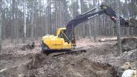 沃尔沃挖掘机