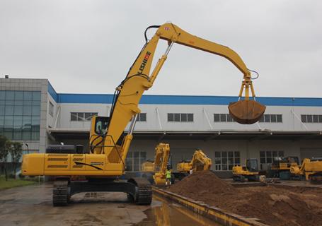 力士德SH400.8物料装卸机械
