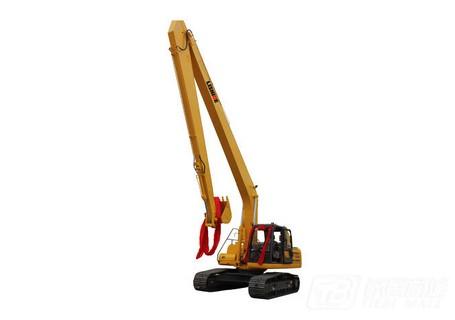 力士德SC220.8(18m加长)加长臂挖掘机