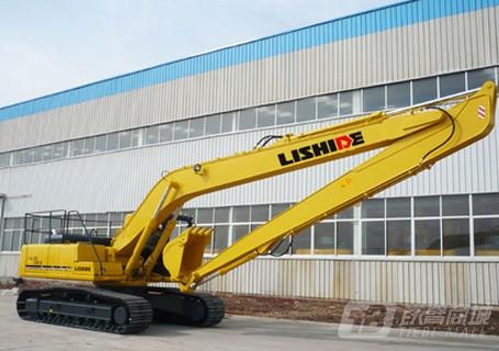 力士德SC230.8(15m加长)加长臂挖掘机