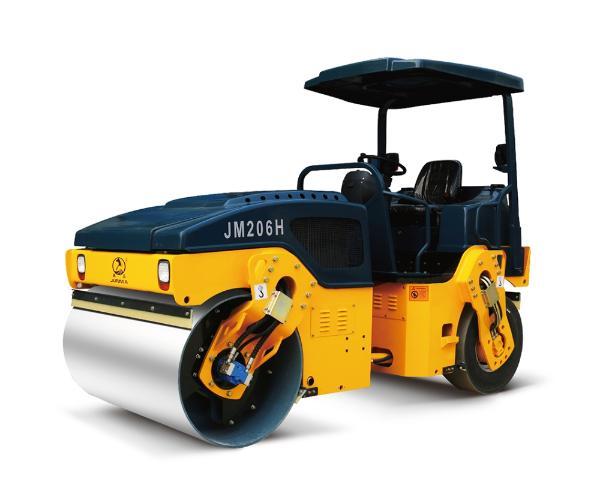 骏马JM206H振动压路机