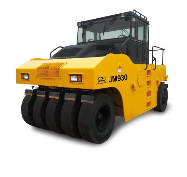 骏马JM927 JM930轮胎压路机