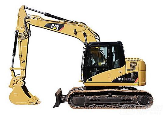 卡特彼勒311D LRR挖掘机